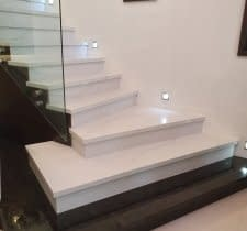 Engineered Stone Stairs