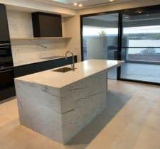 Marble Kitchen Benchtop