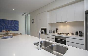 Leighton Kitchen - Aurora Stone
