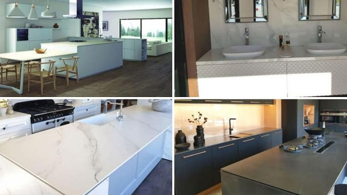 Kitchen Benchtops Perth by Aurora Stone