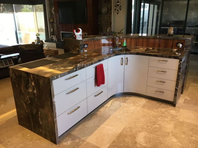 Onyx Kitchen Benchtop