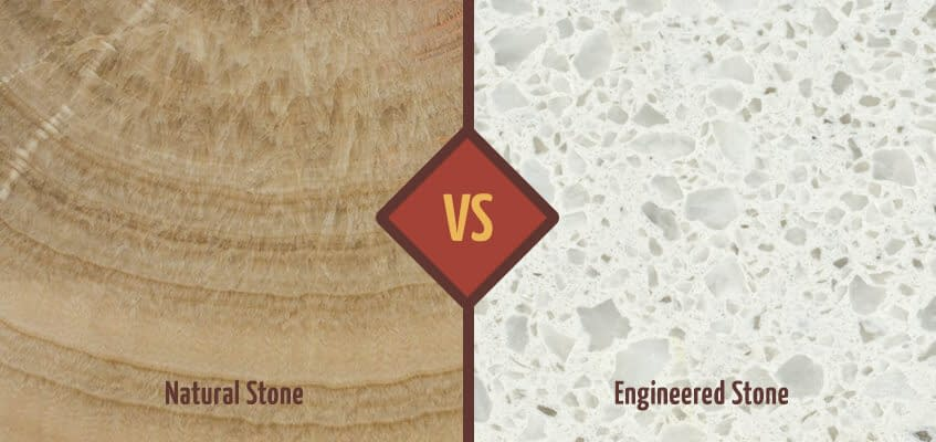 Natural Stone vs Engineered Stone