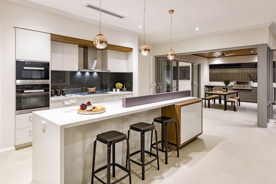 Engineered Stone Kitchen