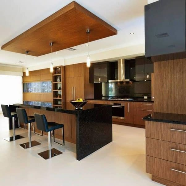 Kitchen Benchtops & Cabinets