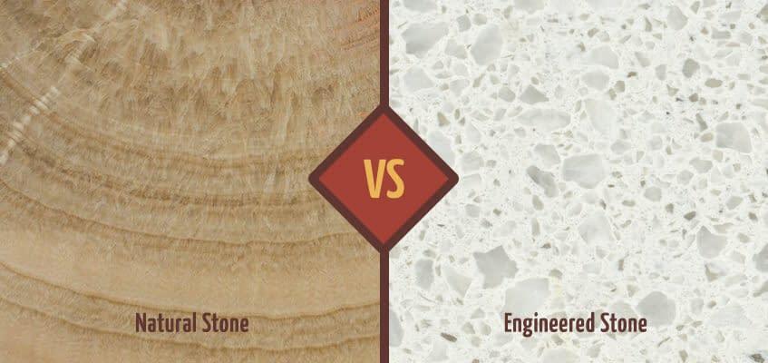 Natural Stone vs Engineered Stone