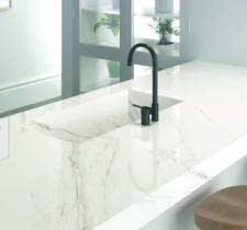 Porcelain benchtops perth offer beautiful neutral colours