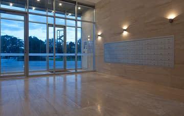 Tiled Entrance - Aurora Stone