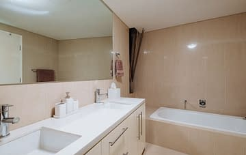 Raffles Bathroom - Aurora Stone