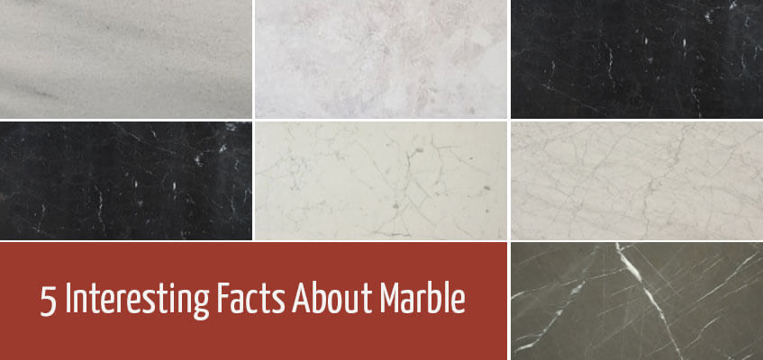 Interesting Facts About Marble